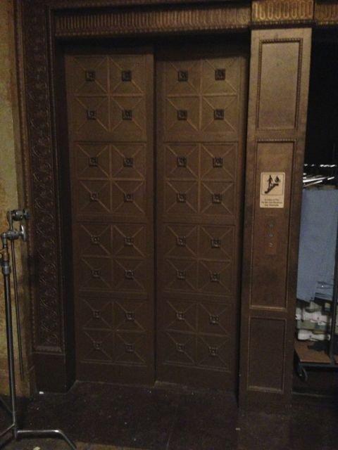 The Elevators of SVU 03