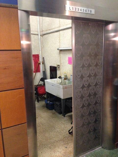 The Elevators of SVU 06
