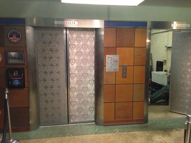 The Elevators of SVU 07
