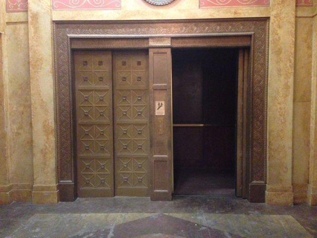 The Elevators of SVU 08