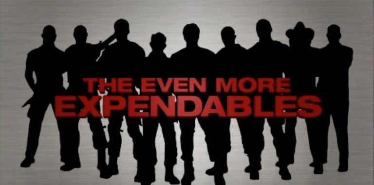 The Even More Expendables