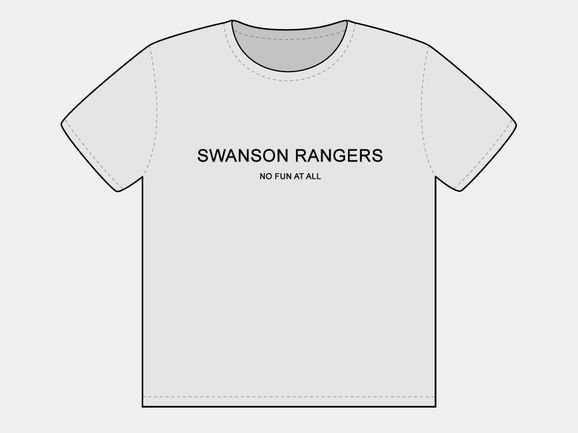 The Swanson Rangers - No Fun At All