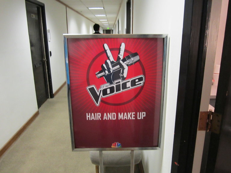 The Voice Hair & Makeup