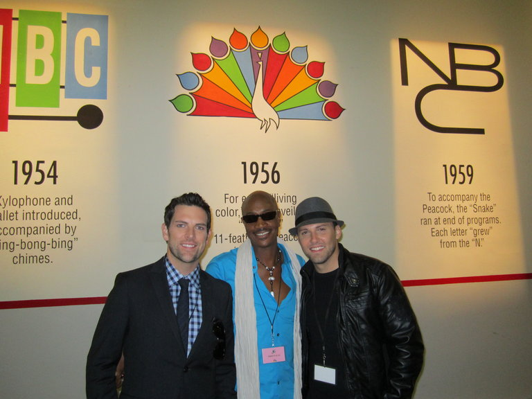 The fellas at NBC...