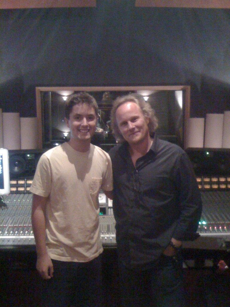 The man who makes me sound good!