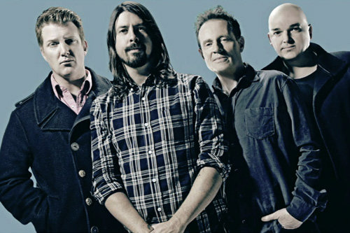 Them Crooked Vultures bumper photo.
