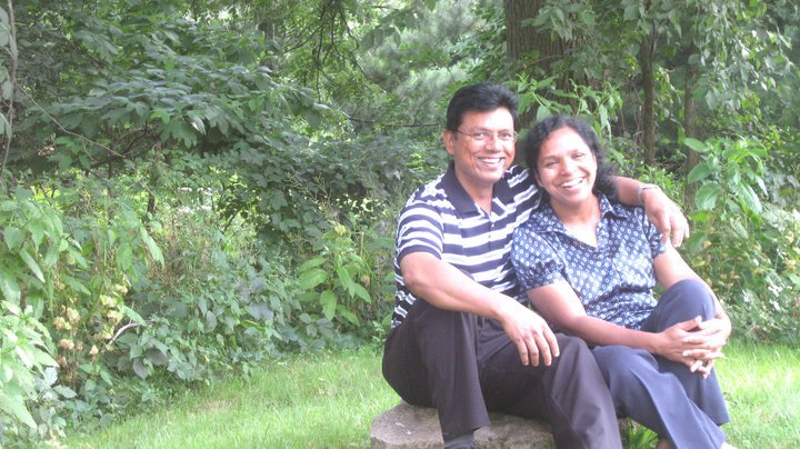 They are just so precious:) My dear parents.