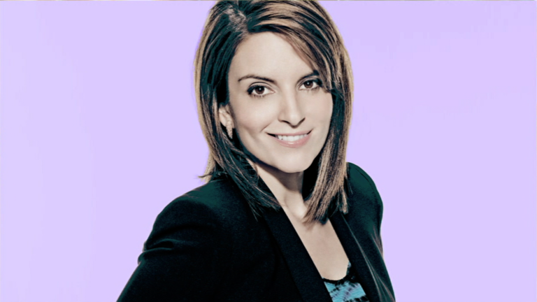 Tina Fey Bumper Photo