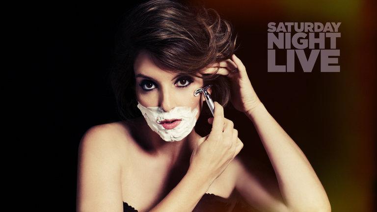 Tina Fey hosts Saturday Night Live.