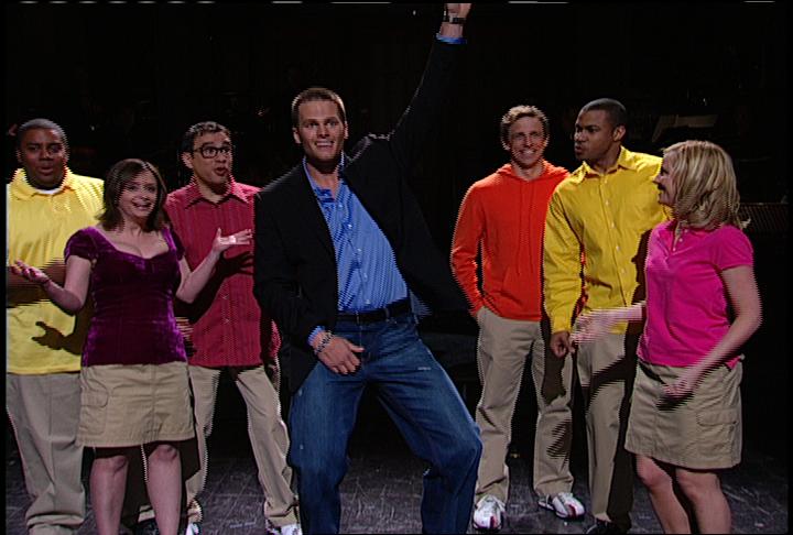 Tom Brady - April 16, 2004