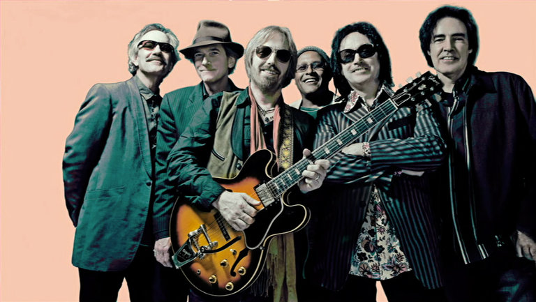 Tom Petty and The Heartbreakers Photo Bumper