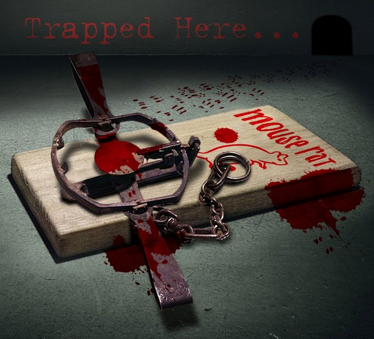 Trapped Here