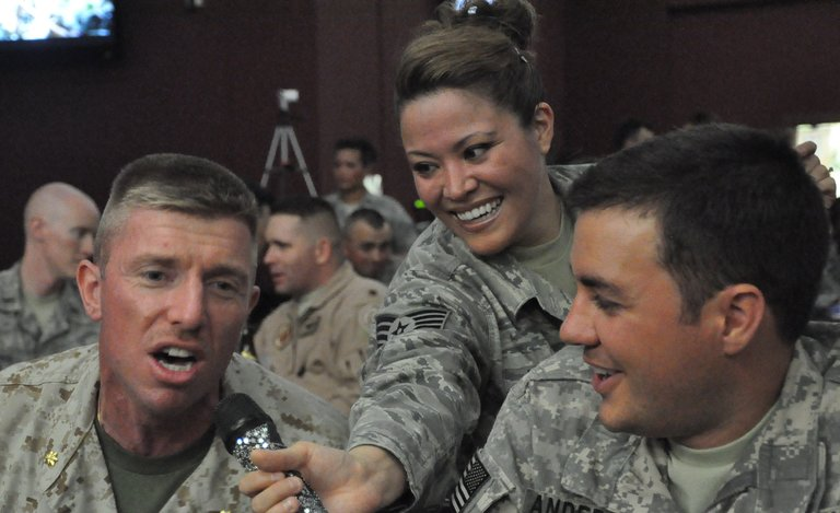 Troop Interaction