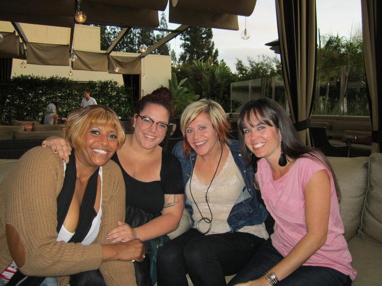 Ursula, Erin, Me & Pip's Sis