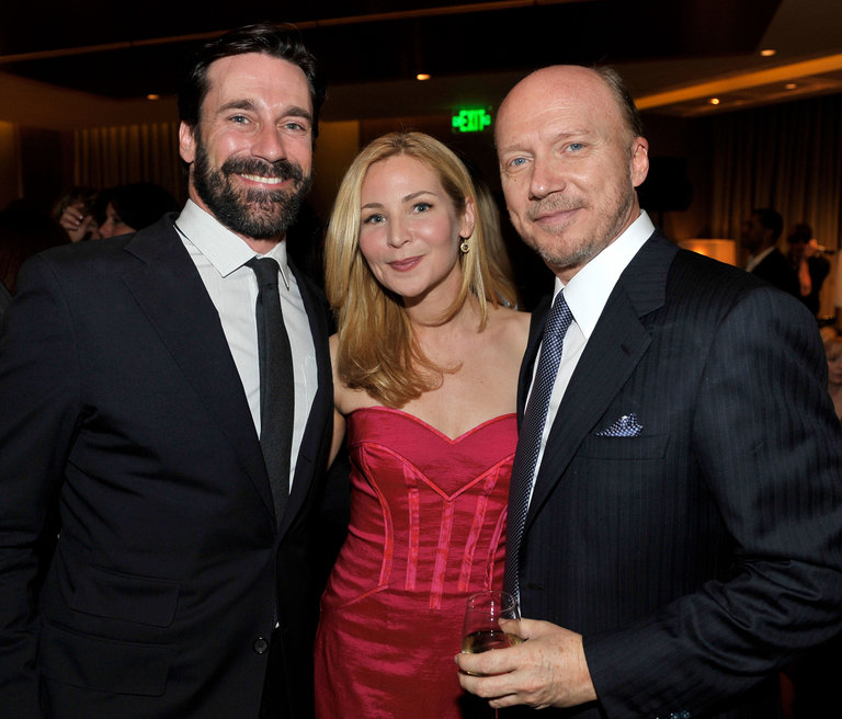 Vanity Fair And Brioni Host Artists For Peace And Justice