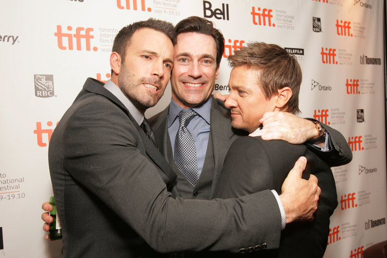 Warner Bros. Premiere of 'The Town' at the 2010 Toronto International Film Festival