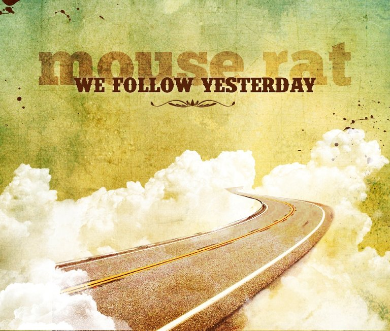 We Follow Yesterday