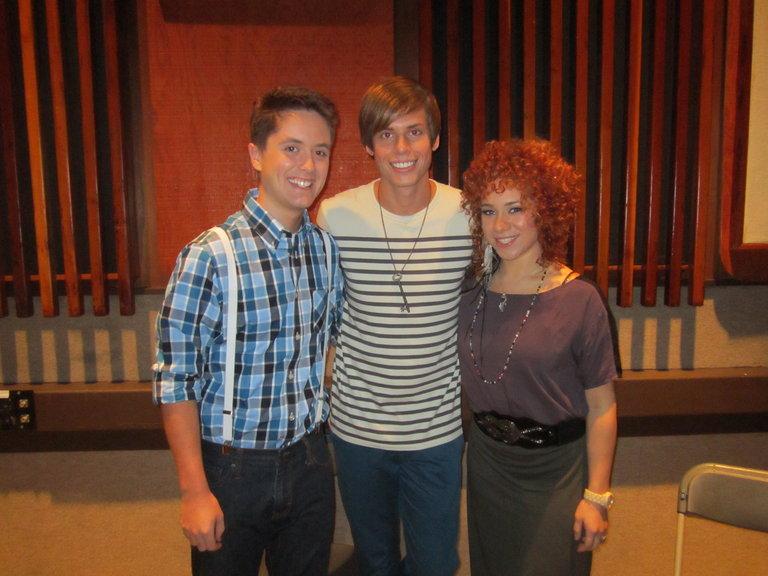 Whitney, Pip & Me