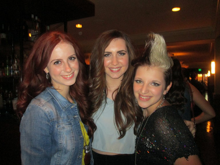 Xtina girls!