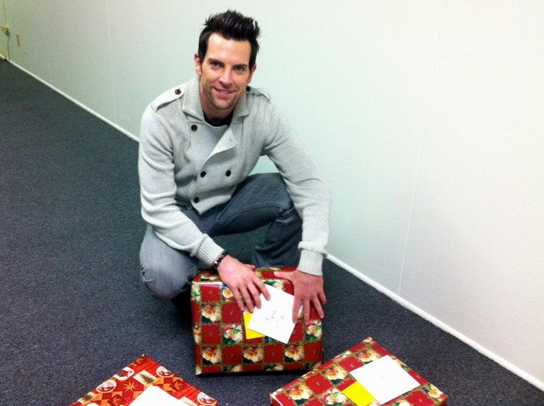 Xtina's Xmas gifts