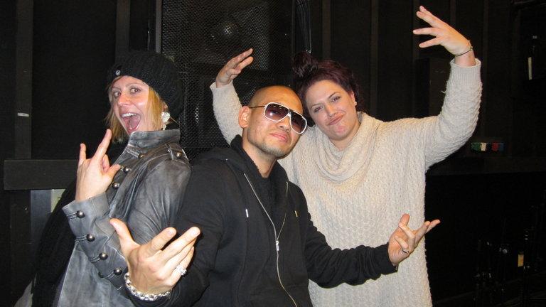 Yannus, Me and Erin