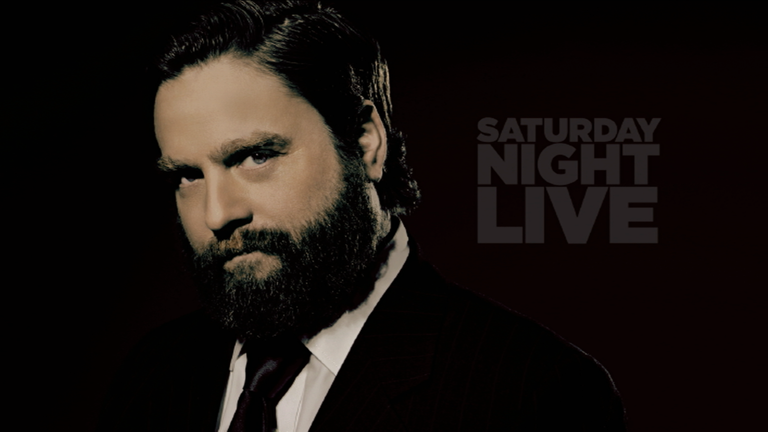 Zach Galifianakis Bumper Photo