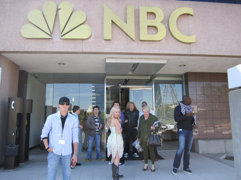 fun time at NBC