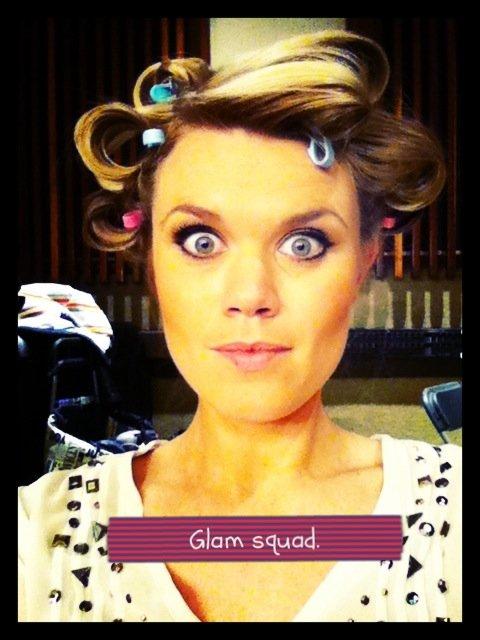 glam squad.