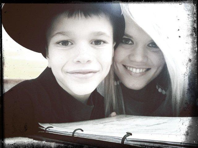 my little bro Cooper in Cali!!!!