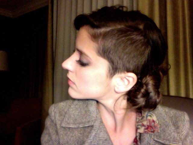 sheryl hair