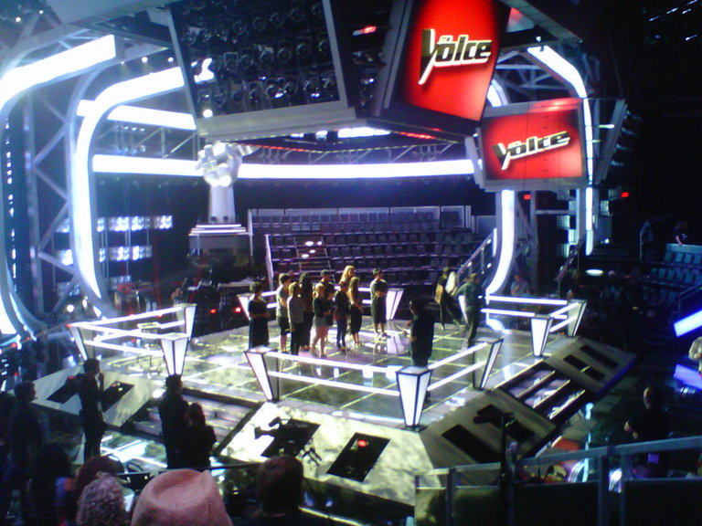 the stage set for knockouts! AHHHH!
