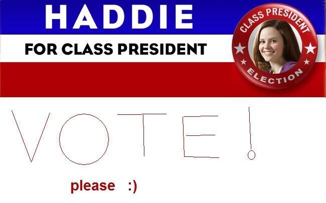 vote please