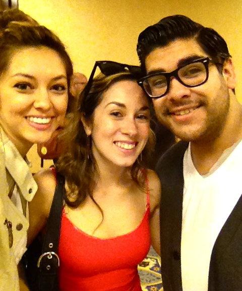 with Devyn and Daniel!