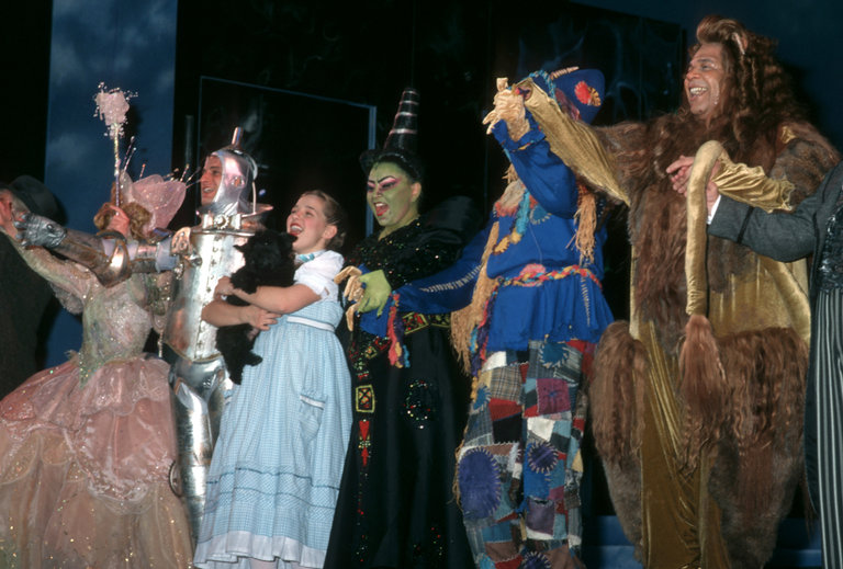 """The Wizard of Oz"" New York City Premiere"