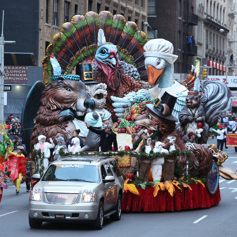 85th Annual Macy's Thanksgiving Day Parade