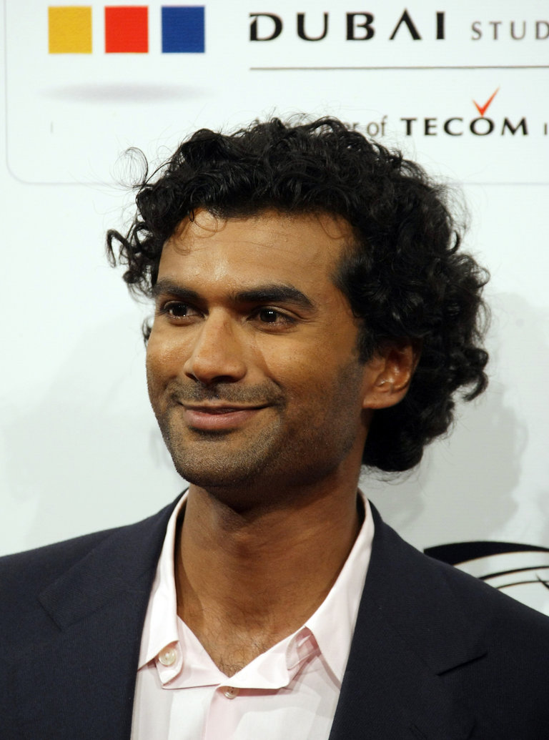 Actor Sendhil Ramamurthy arrives to atte