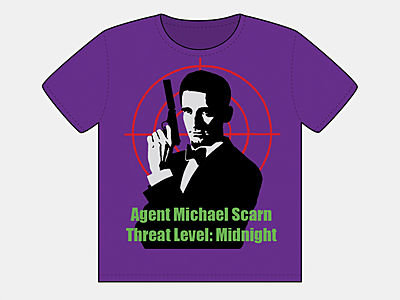 Agent Michael Scarn: Thread Level Midnight