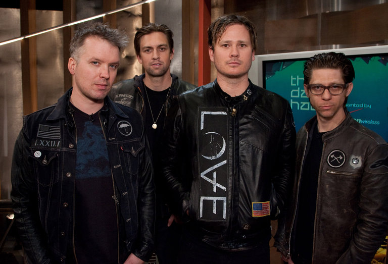 "Angel And Airwaves Make Guest Appearance On Fuel TV's ""The Daily Habit"""