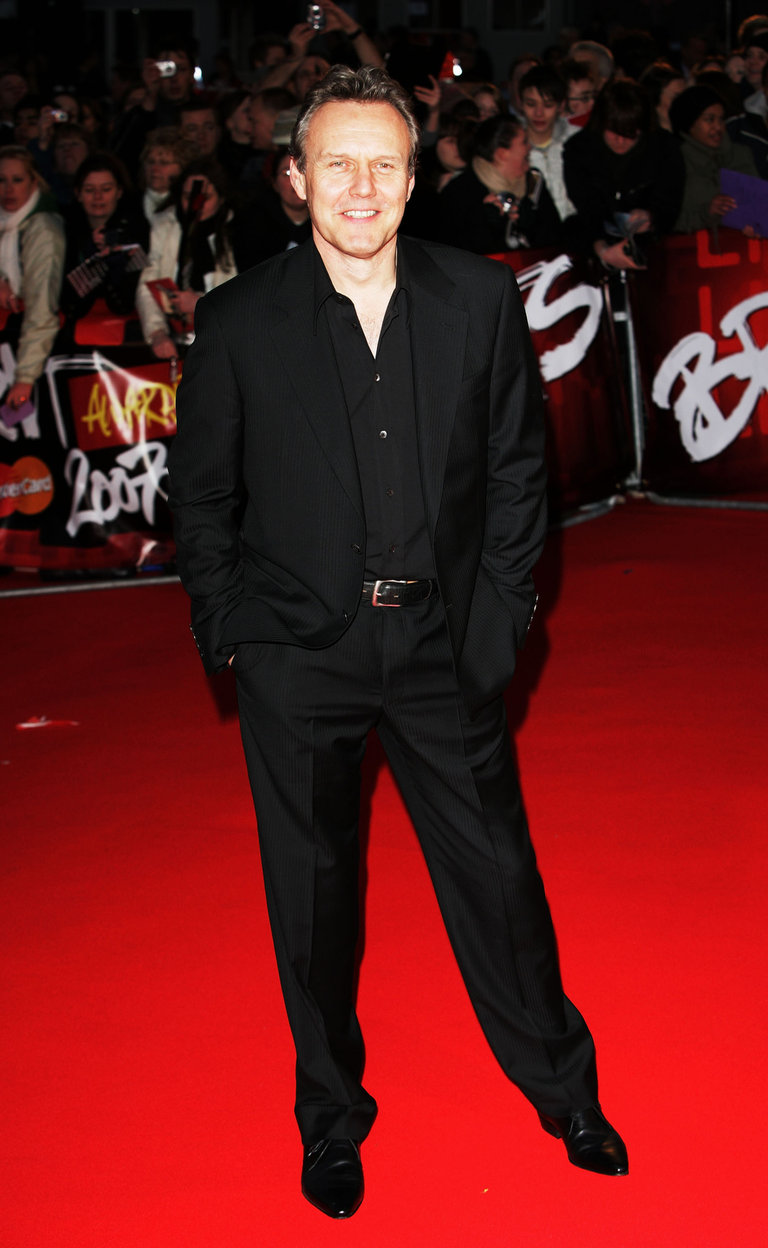 Arrivals At The Brit Awards 2007