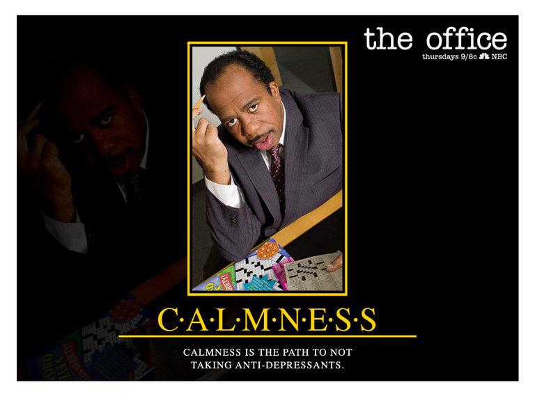 Calmness - Stanley Hudson