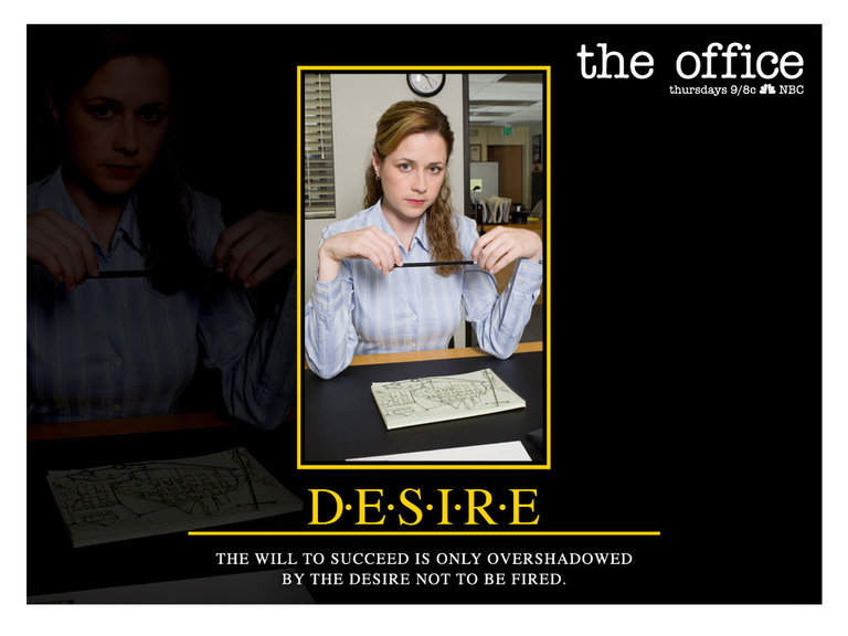 Desire - Pam Beesly