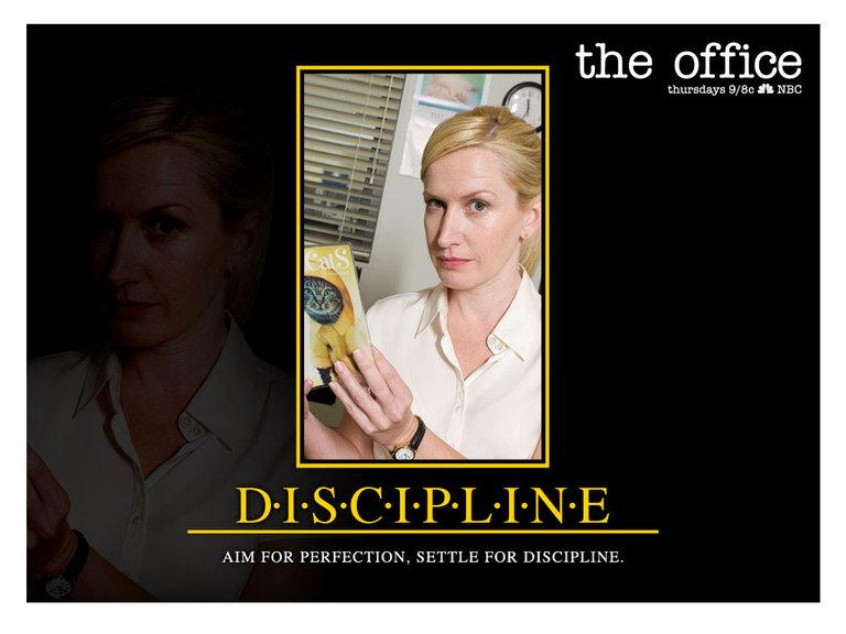 Discipline - Angela Martin