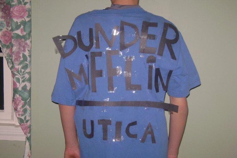 Dunder Mifllin Utica Shirt