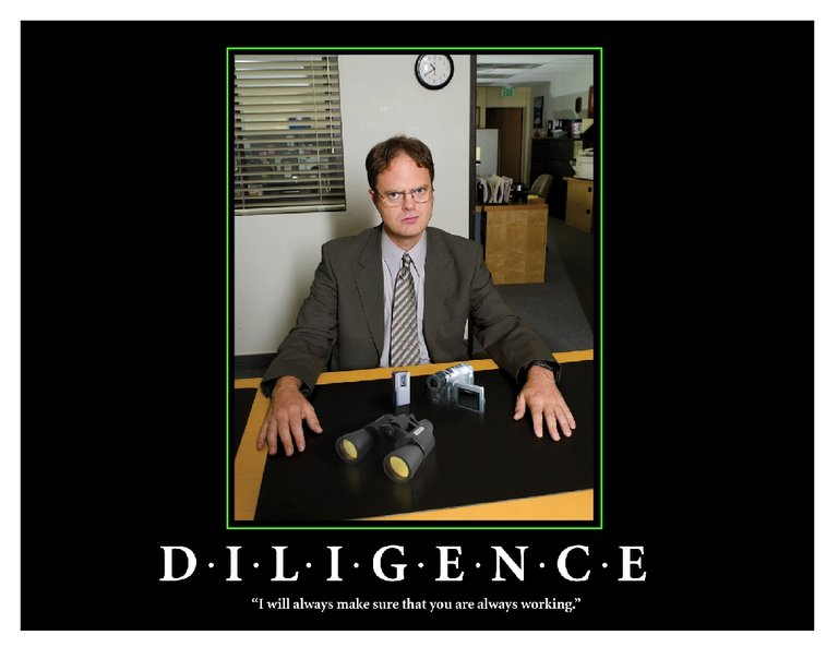 Dwight Diligence