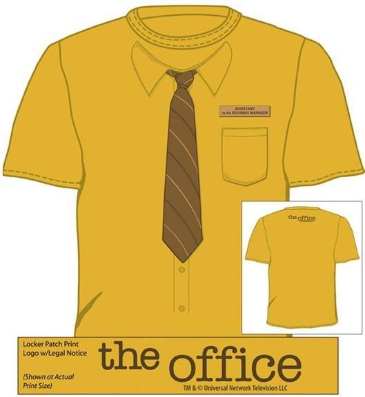 Dwight costume