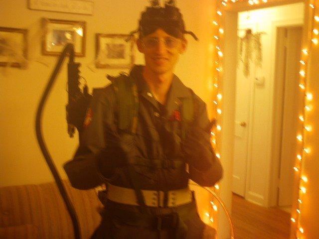 Egon Spengler fron Ghostbusters 2