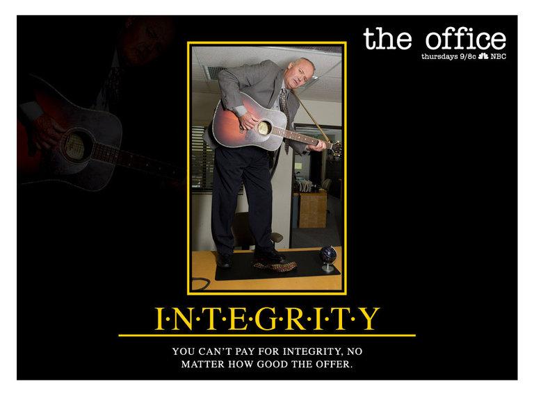 Integrity - Creed Bratton