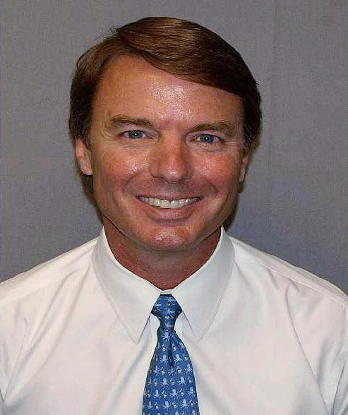 John Edwards Mug Shot Released