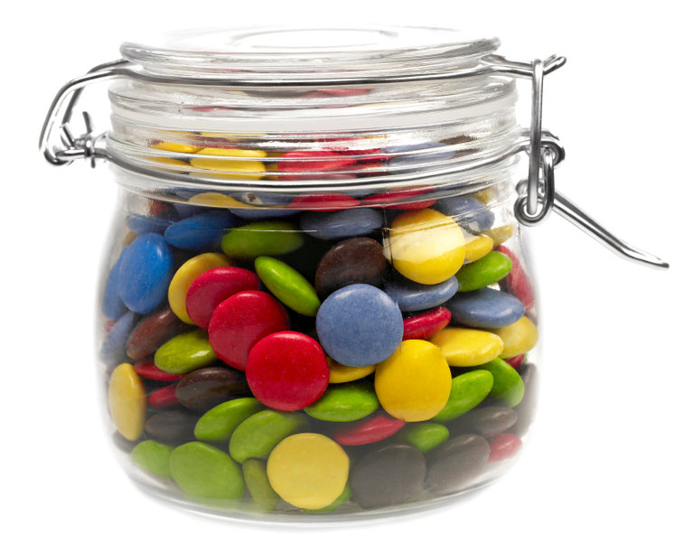 Kevin's Candy Jar