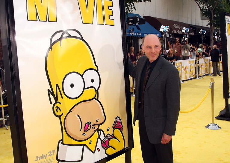 "LA Premiere Of 20th Century Fox's ""The Simpsons Movie"" - Arrivals"